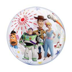 Balon foliowy 22 cale QL Bubble Poj. Toy story 4
