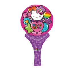 Balon, foliowy Inflate-A-Fun Hello Kitty 1 szt.
