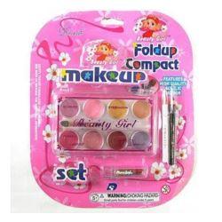 Zestaw farbek do makijażu, 2 rodzaje