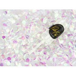 Push pop konfett, opalizujący 1 szt.