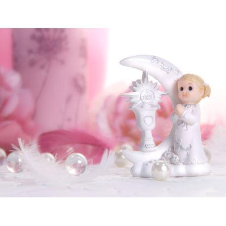 Figurka komunijna dziewczynka, 9 cm