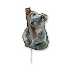 balony, balony na hel, dekoracje balonowe, balony Łódź, balony z nadrukiem, Balon foliowy 14 cali FX - Koala