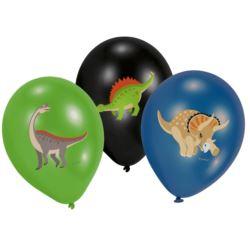 """Balonow lateksowych Happy Dinosaur 28cm/11"""""""