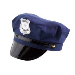 Czapka policjanta rozmiar uniwerslany.
