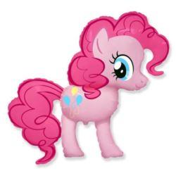 """balony, balony na hel, dekoracje balonowe, balony Łódź, balony z nadrukiem, Balon, foliowy 24"""" FX - """"Kucyki: Pinkie Pie"""""""