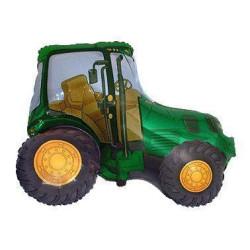 """Balon, foliowy 24"""" FX - """"Traktor"""" zielony"""