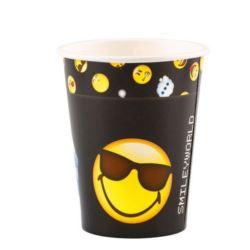 Kubki Smiley Emotikon 250 ml
