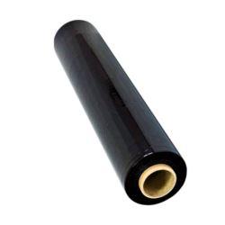 Folia PE paletowa stretch 1,5/1,2+0,3 kg czarna
