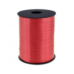 Tasiemka pastelowa czerwona, 500y (458m)