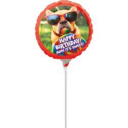 Balon foliowy MiniShape Avanti Sweet Birthday