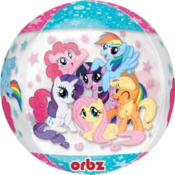 Balon foliowy My Little Ponny 38x48 cm