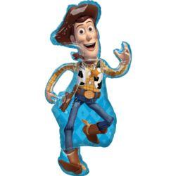 SuperShape Toy Story 4 Woody balon foliowy P38 spa