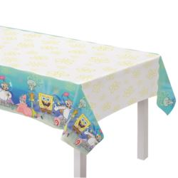 Obrus SpongeBob papier 120 x 180 cm