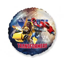 Balon foliowy 18 cali FX - Transformers - przyjaci