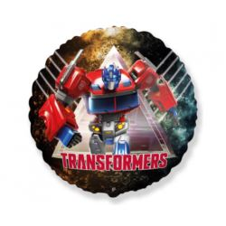 Balon foliowy 18 cali FX - Transformers - Optimus,