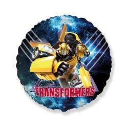 Balon foliowy 18 cali FX - Transformers - Bumblebe