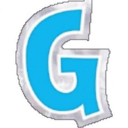 48 Naklejki Litera G
