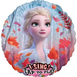 Balon foliowy Jumbo Sing-A-Tune Frozen 2 71 cm x 7