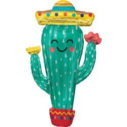 "Balon foliowy "" Fiesta Cactus "" - 38 """