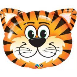 """Balon, foliowy 30"""" QL SHP """"Głowa tygryska """"31044"""""""