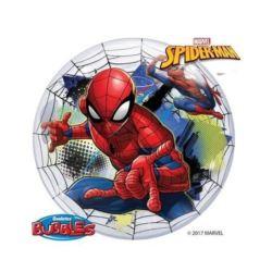 "Balon foliowy 22"" QL Bubble ""Spider Man Web SLINGR"