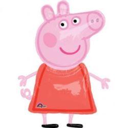 """Balon foliowy AirWalker """"Peppa Pig"""" 91x121 cm"""