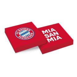 Serwetki FC Bayern Monachium 33 x 33 cm / 20szt.