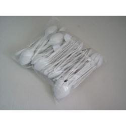 Łyżeczka biała 100 szt. (964/T)
