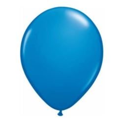 "Balon QL 11"", pastel niebieski / 25 szt."