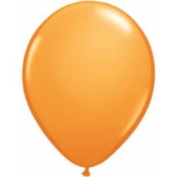 """Balon QL 11"""" pastel pomarańczowy / 25 szt."""