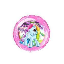 """Balon, foliowy 18"""" FX- """"Pony""""(okrągły)"""