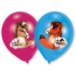 """Balony lateksowe """"Konie"""" 8 szt."""