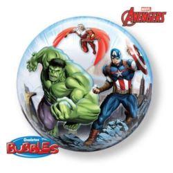 "Balon foliowy 22""QL Bubble Poj ""Avengers"""