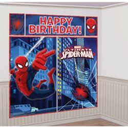 Zestaw dekoracyjny Spider Man