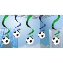 Dekoracja Sprezynki Piłka Nożna