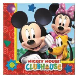 Serwetki - Playful Mickey,33x33cm, 20 szt.