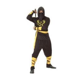 """Strój dla dorosłych """"Waleczny Ninja I"""""""