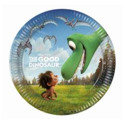 """Talerzyki papierowe """"The Good Dinosaur"""" 20 cm"""