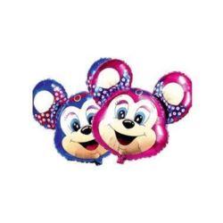 "Balon, foliowy 24"" FX - ""Babsy Mouse""(różowy)"
