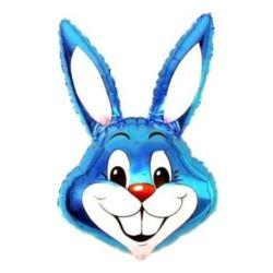 """Balon, foliowy 24"""" FX - """"Rabbit (niebieski)"""