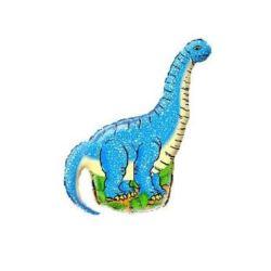 "Balon foliowy 14"" FX - ""Dinosaur - Diplodocus"""