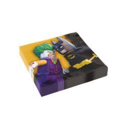 Serwetki papierowe Lego Batman 33x33 cm 20 szt.