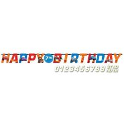 """balony, balony na hel, dekoracje balonowe, balony Łódź, balony z nadrukiem, Baner """"Cars"""" HB 160x14 cm"""