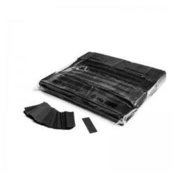 Magick fx confetti 55x17 mm 1 kg, black