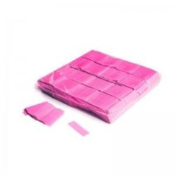 Magic fx confetti UV 55x17mm 1 kg , pink